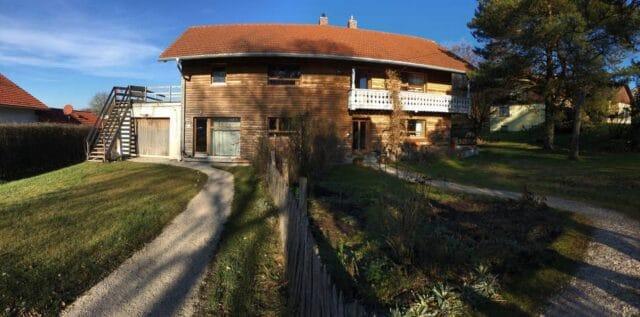 Alquiler de casa de campo en los alpes - AirBnB