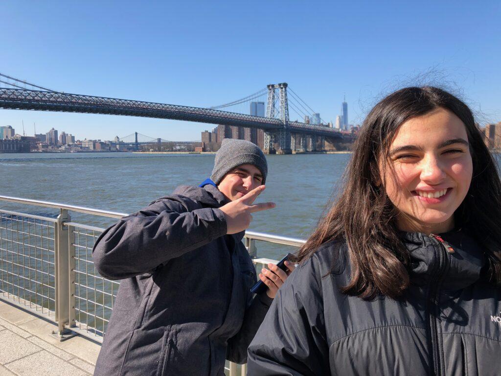paseo por el East River