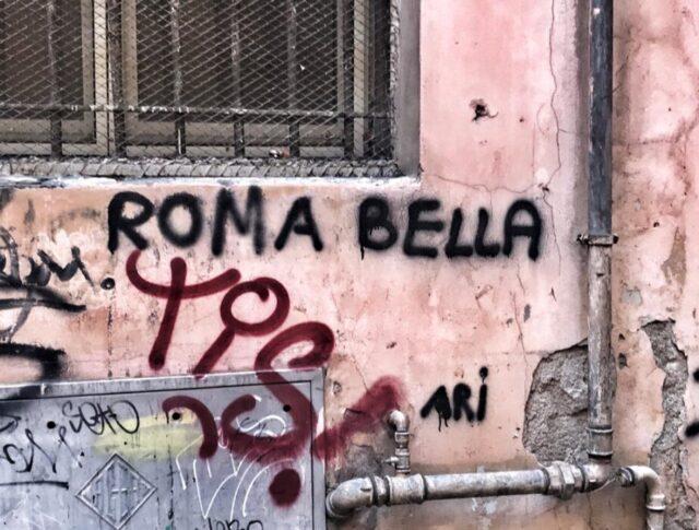 Roma es bella en Trastevere