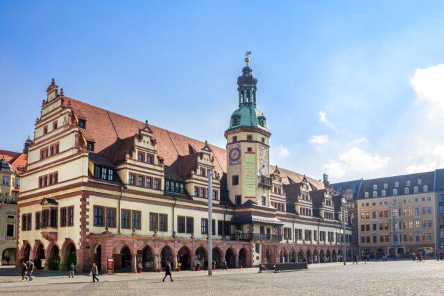 Altes-Rathaus - Leipzig