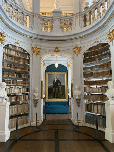 La Biblioteca Anna Amalia de Weimar