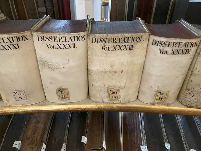 La Biblioteca Anna Amalia