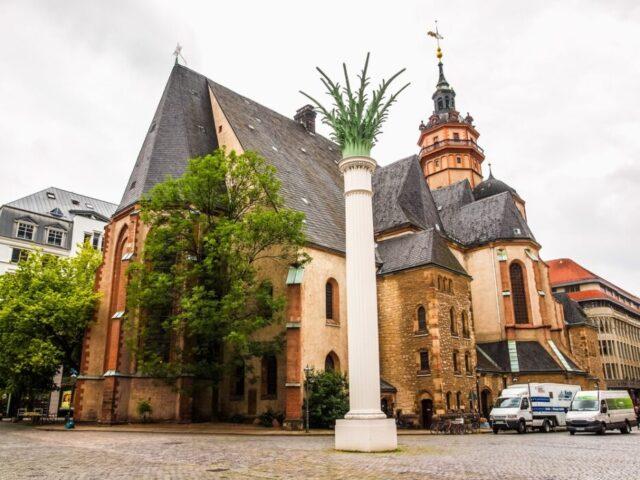Iglesia de San Nicolas - Leipzig