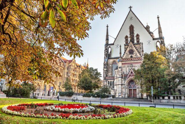 Iglesia de Santo Tomas - Leipzig