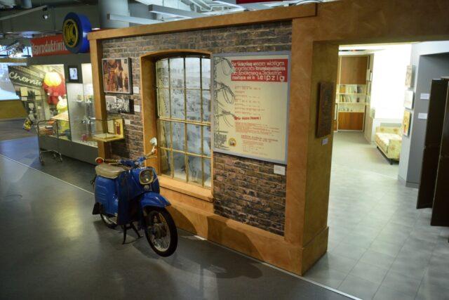 Museo de la DDR - Leipzig