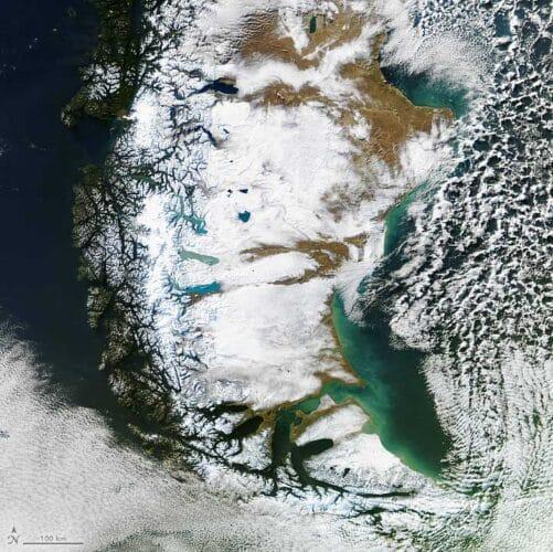 El clima en la Patagonia