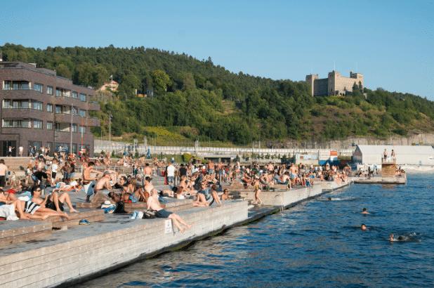 Verano en Oslo