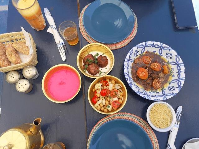 Gastronomia en Marruecos