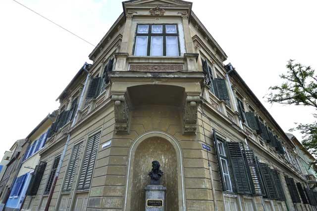 La casa de Schiller
