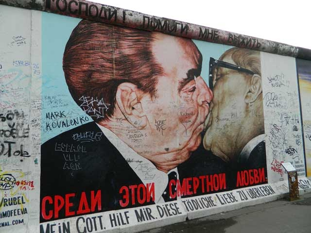 Mural de la East Side Gallery
