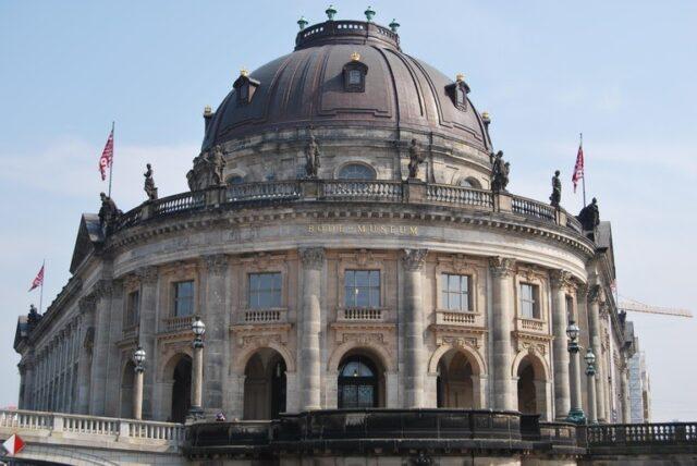 El Museo Bode se encuentra en la Isla de los Museos