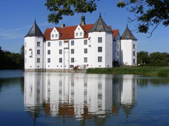 3. El castillo de Glücksburg