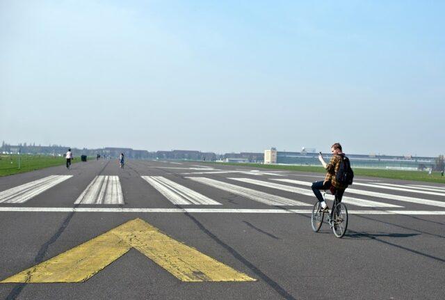 Paso por Tempelhof Berlin