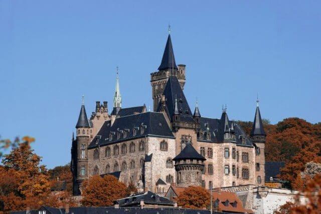 6.Castillo de Wernigerode