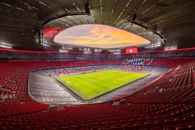 Entrenamiento FC Bayern