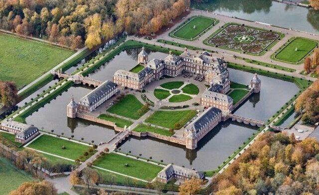8.Schloss Nordkirchen
