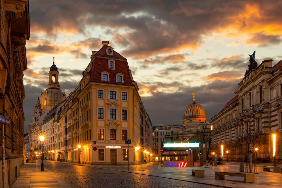 donde comer en Dresden