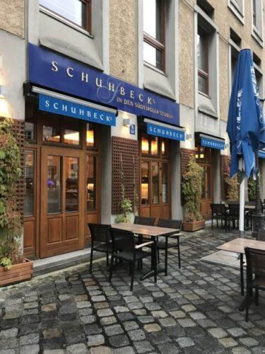 Donde comer en Munich