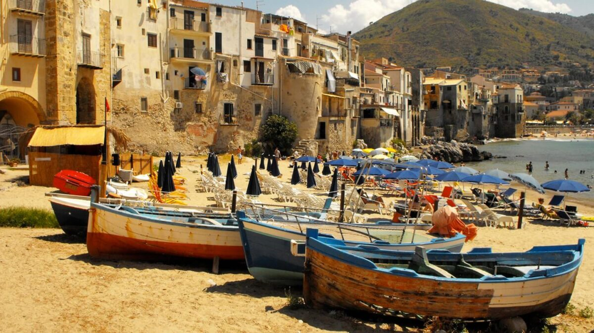 Sicilia Italia porqué ir