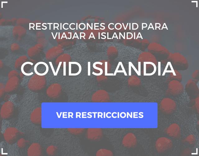 Restricciones Islandia