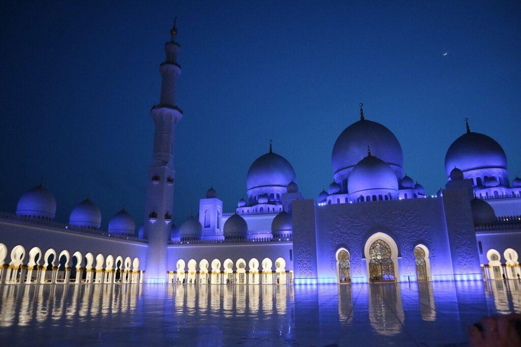 como ir de Dubai a Abu Dhabi