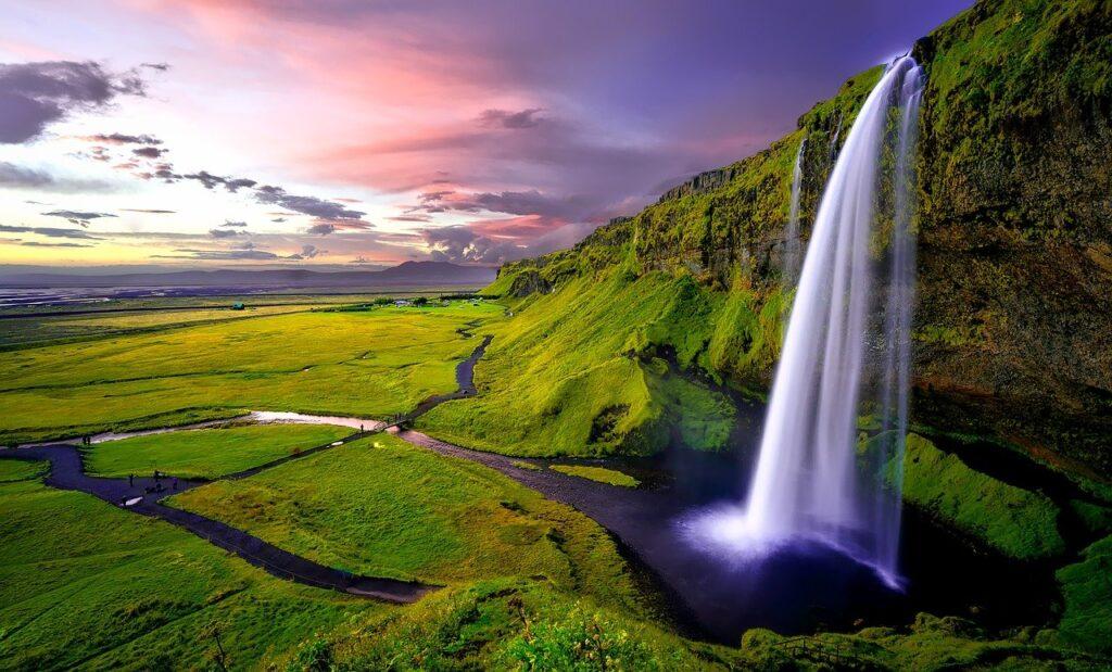 donde está Islandia