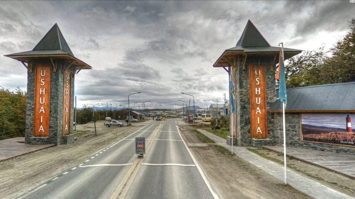 Ushuaia Argentina que verKevin Dooley Flickr
