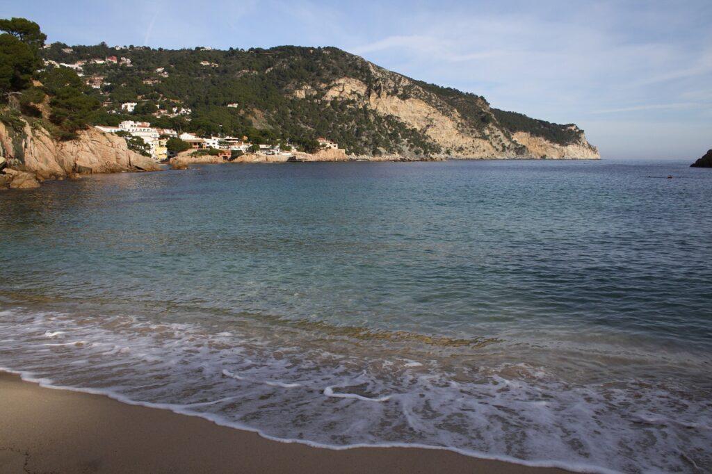 playa aiguablava begur