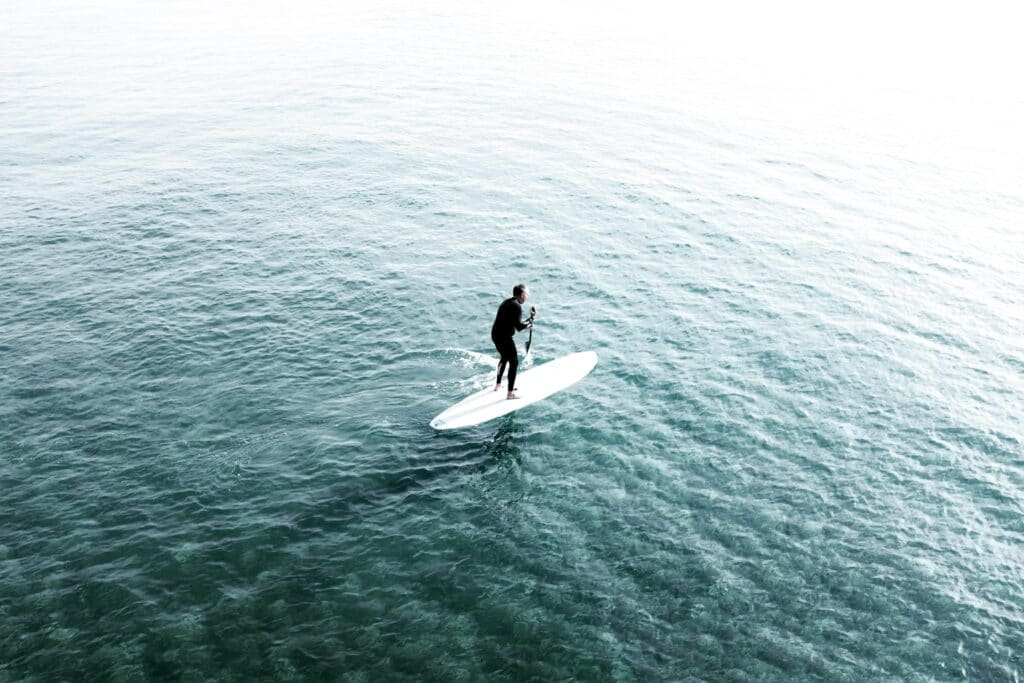 Paddle surf en Alemania