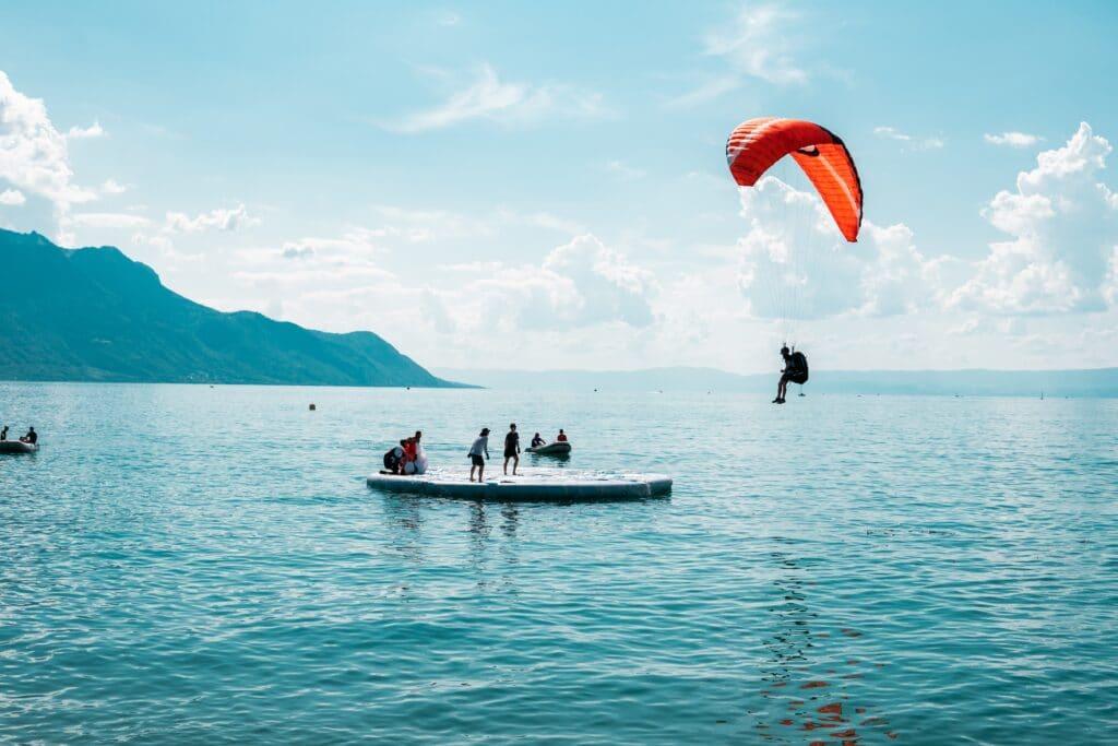 qué ver en lago Leman