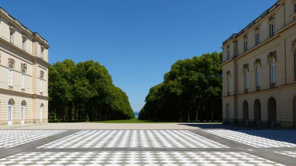 El Palacio de Herrenchiemsee