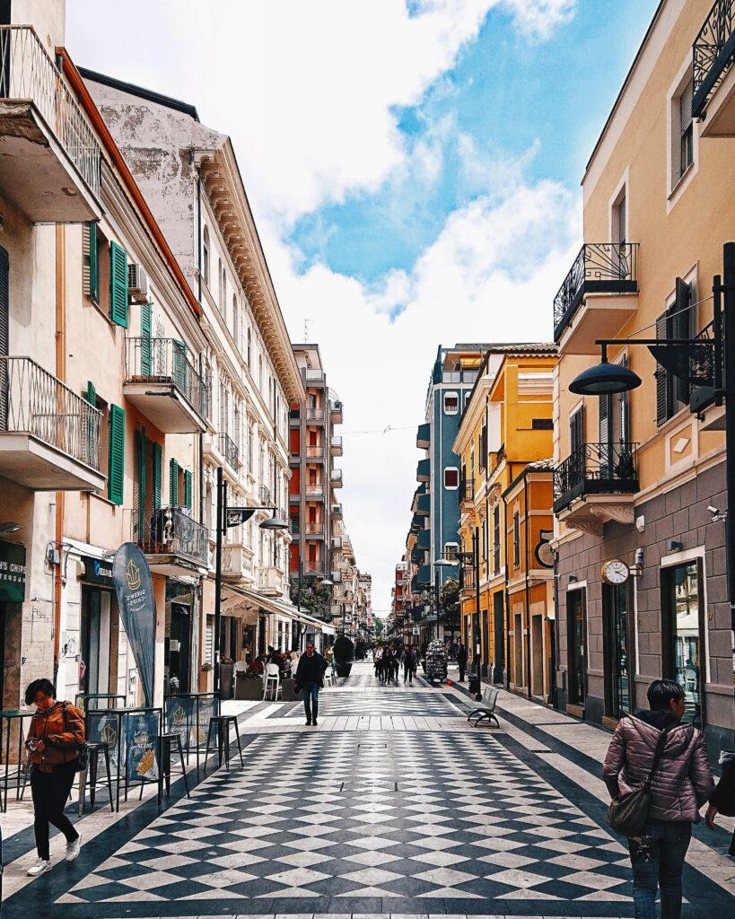 Que ver en Pescara