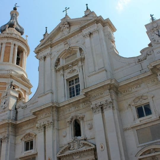 Loreto en Le Marche
