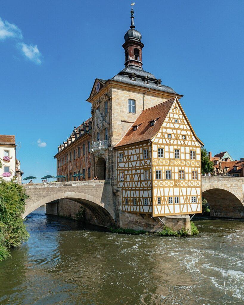 Ayuntamiento de Bamberg, Alemania