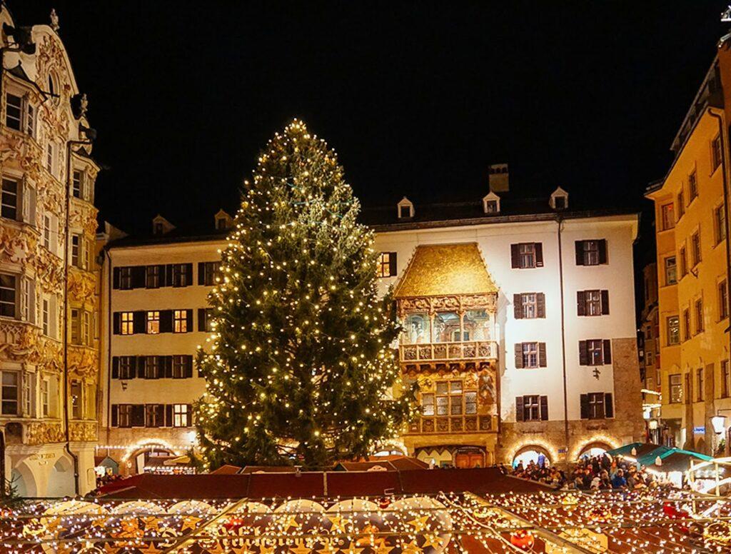 Mercado navideño en Nuremberg