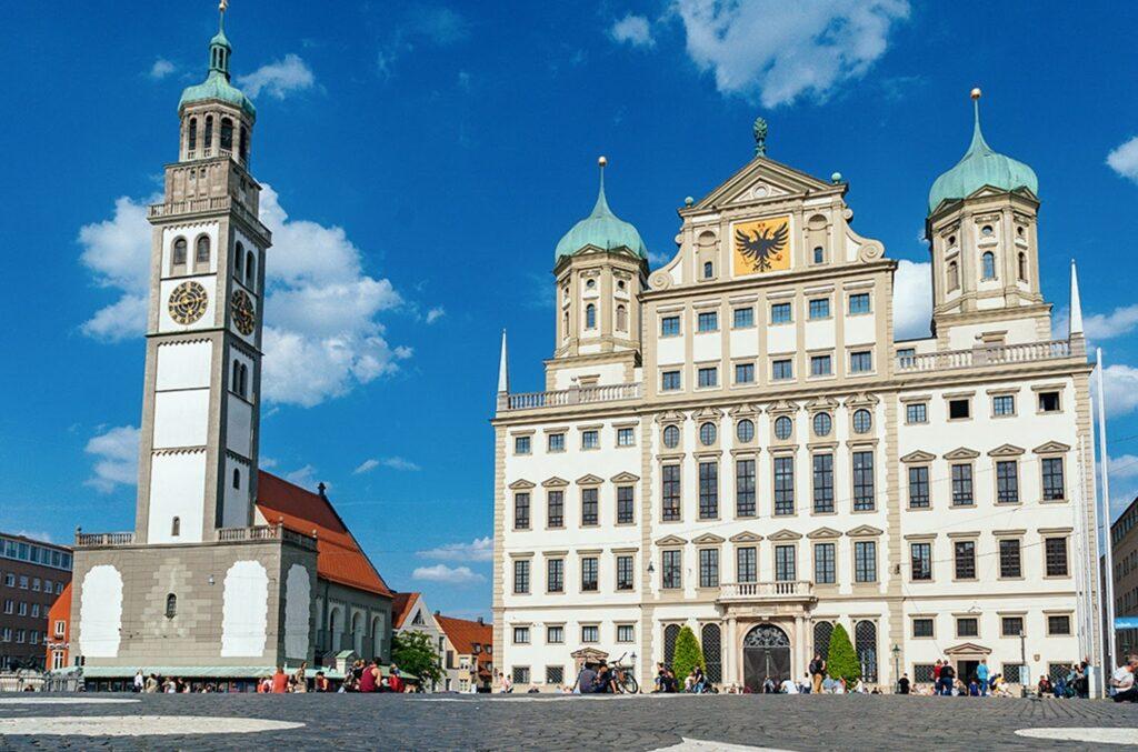 Ayuntamiento de Augsburgo