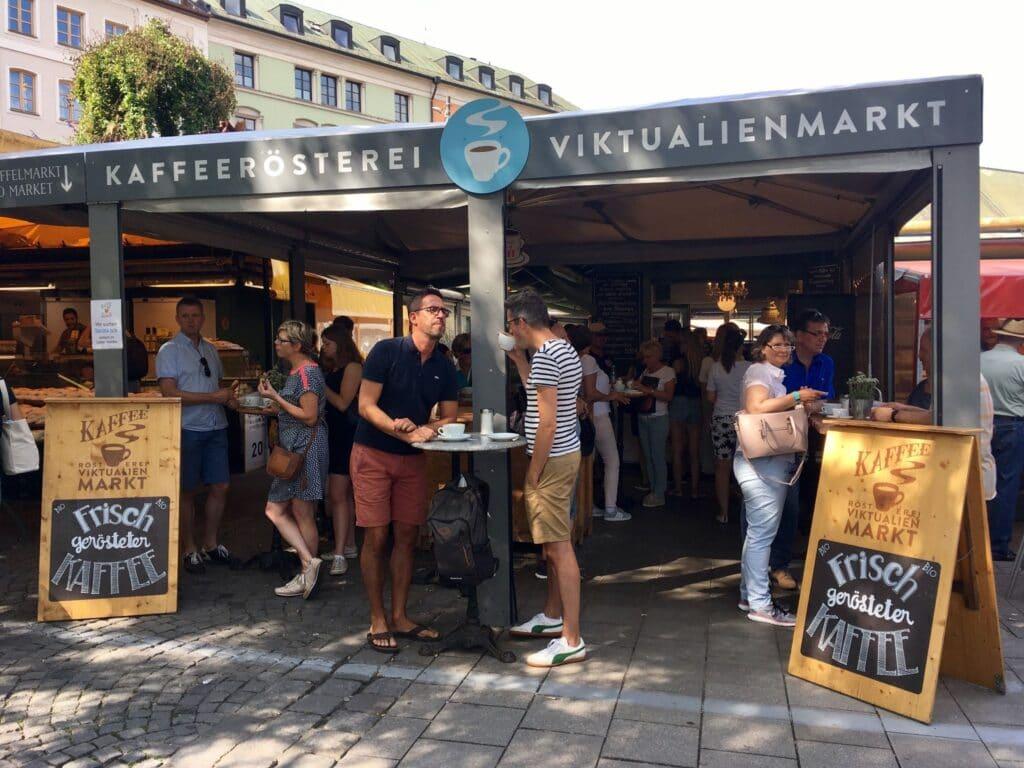 Kaffeerosterei Viktualienmarkt