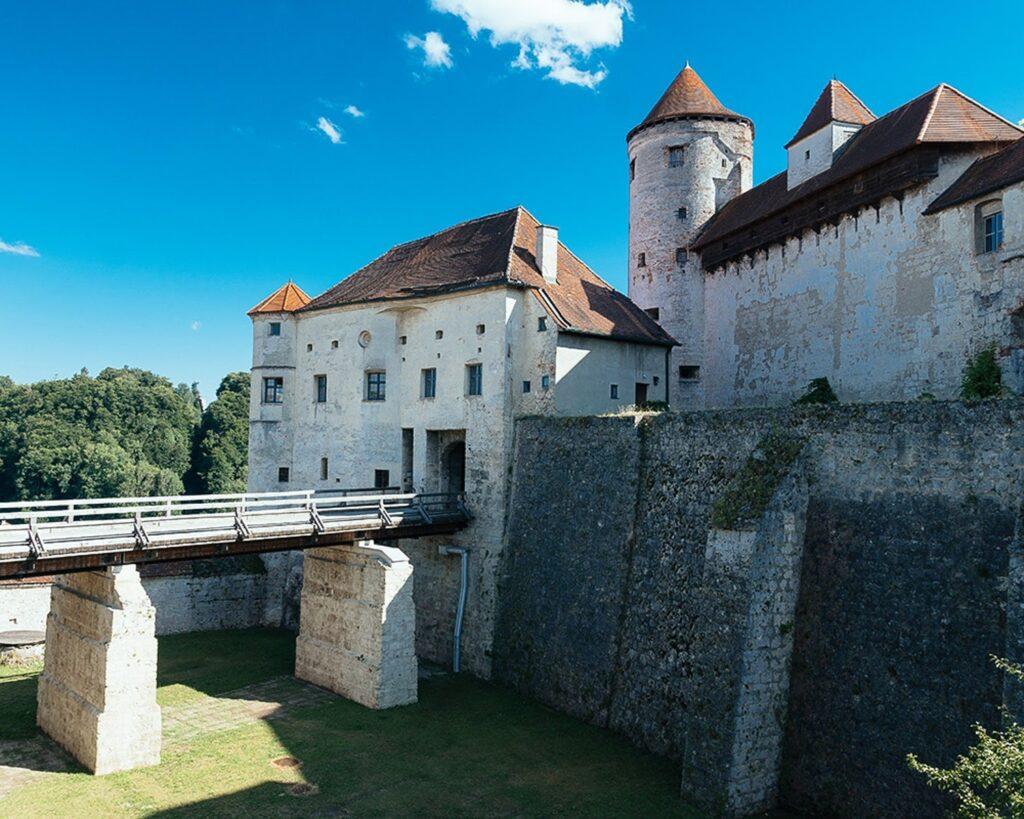 Castillo de Berghausen en Alemania