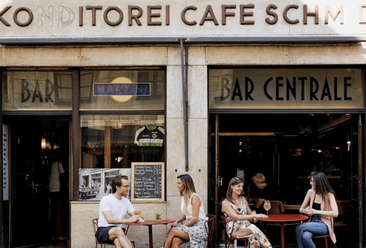 Cafeterías de Munich